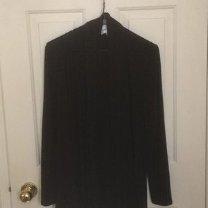 Joseph ribkoff sweater duster barely worn